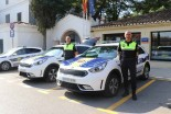 La Policia Local de Torrent incorpora dos nous vehicles