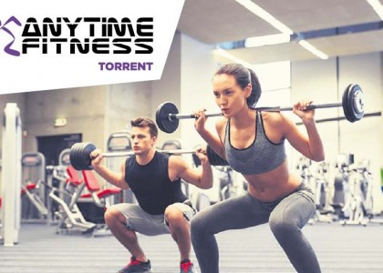 Anytime Fitness sigue creciendo en Valencia