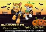 "ACST te invita a la ""Fiesta de Halloween 2017 en el Parc Central de Torrent"""